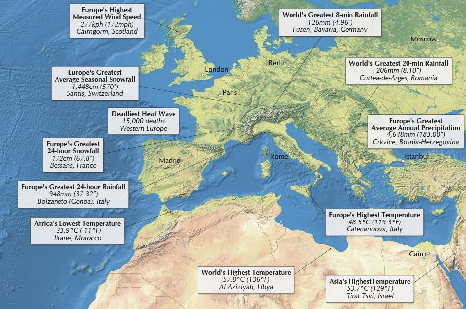 Global Extreme Weather